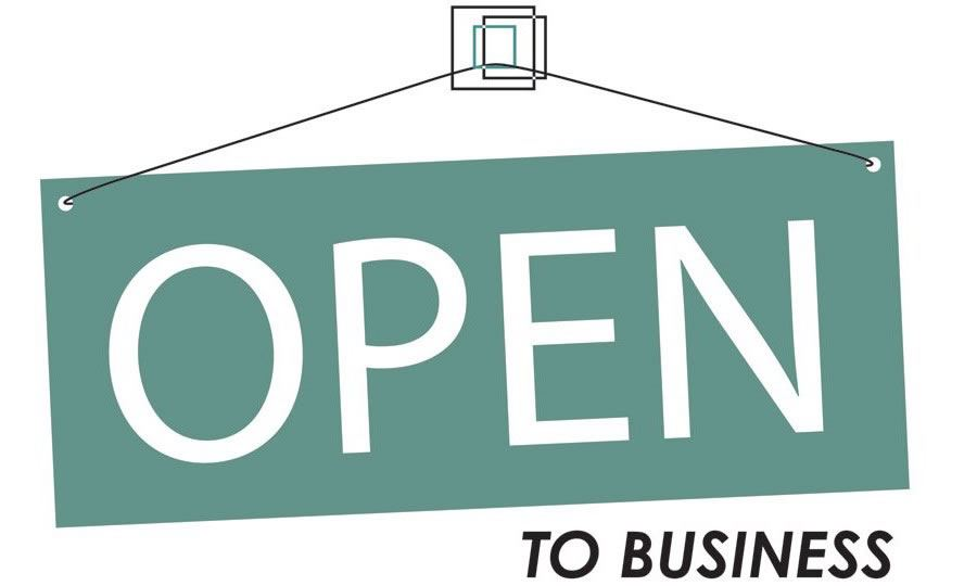 Open to Business