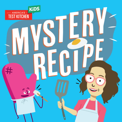 Mystery Recipe Podcast logo
